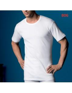 Montse Pedrosa | Camiseta 806 manga corta de Abanderado