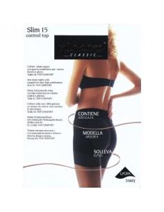 Montse Pedrosa | Panty SLIM 15 cotrol top de Filodoro