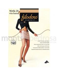 Montse Pedrosa | Ninfa 20 vitta bassa (talle bajo) de Filodoro