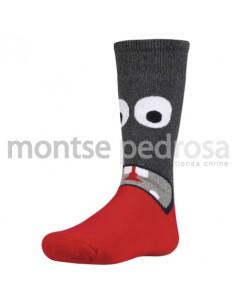 Motse Pedrosa | Calcetín Infantil Fantasía Antideslizante 42146 de Ysabel Mora
