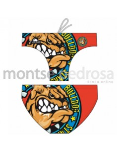 Montse Pedrosa | Bañador Bulldog Force Tattoo 730051 de Turbo
