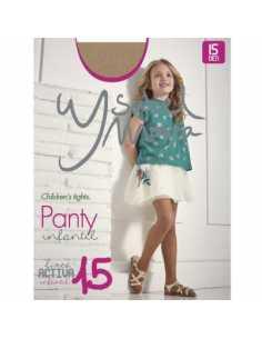Montse Pedrosa | Panty Infantil 15 DEN 36406 de Ysabel mora