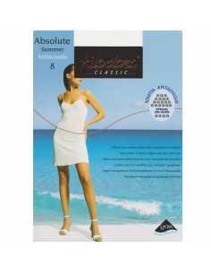 Montse Pedrosa | Panty Absolute Summer 8 anticisvolo (antideslizante)