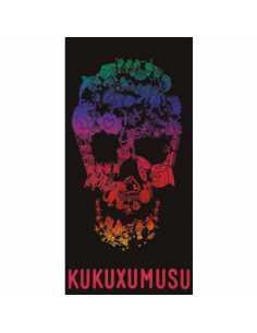 Montse Pedrosa | Toalla Kukuskull de Kukuxumusu KUX04 90 x 170 cm