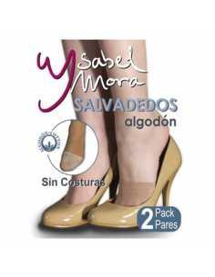 Montse Pedrosa | Salvadedos Algodón 17737 de Ysabel Mora color Beige