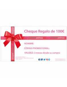 Montse Pedrosa | Cheque Regalo de 100€