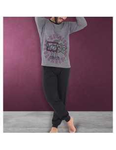 Montse Pedrosa | Pijama Monoculo 5288 de Kukuxumusu