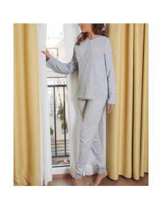 Montse Pedrosa | Pijama 97192 Chantilly de Marie Claire